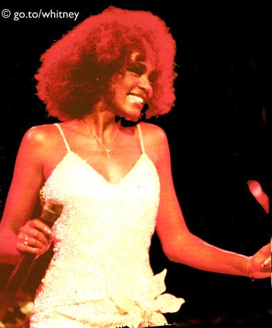 Whitney live Newark 1986