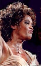 Whitney live in Paris 1998
